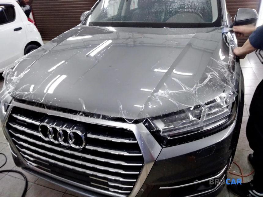 Audi - Q7,2015 1