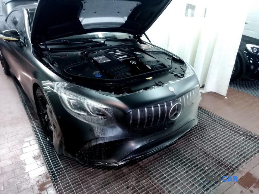 Mersedes-Benz - S-ClassCoupe,2018 4