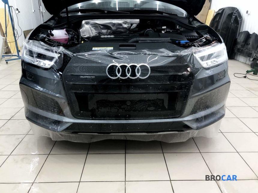Audi - Q3,2018 1
