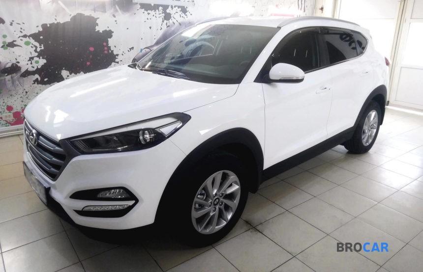 Hyundai - SantaFe,2017
