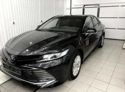 Комплексное бронирование ToyotaCamry